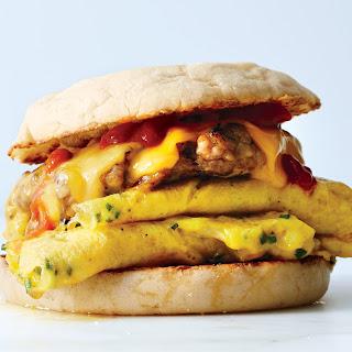 BA's Best Breakfast Sandwich