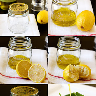 How to make Salad Dressing in 2 Minutes