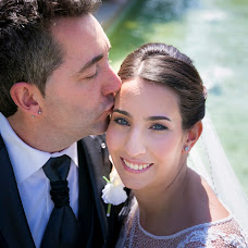 Wedding photographer Eva Pascual (evapascualfotog). Photo of 15.07.2016