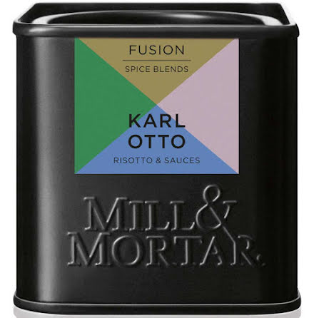 Karl Otto – Mill & Mortar