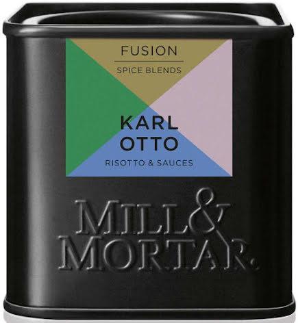 Karl Otto – Mill & Mortar