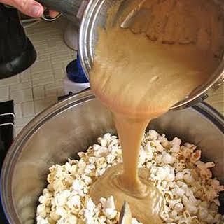 Caramel Corn.