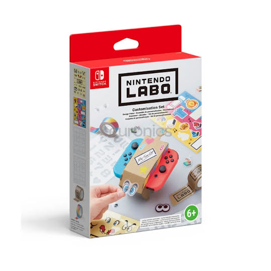 Nintendo Labo Customization Kit (Nintendo Switch)