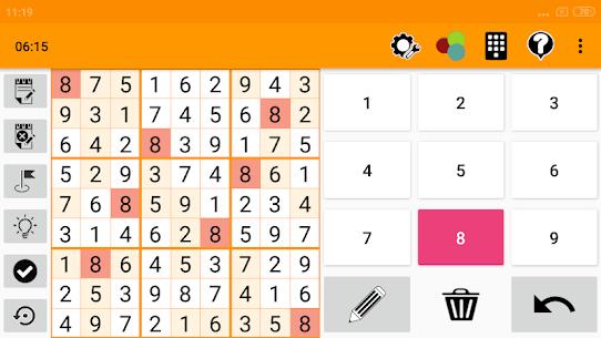 Sudoku Ultimate(No Ads) 5