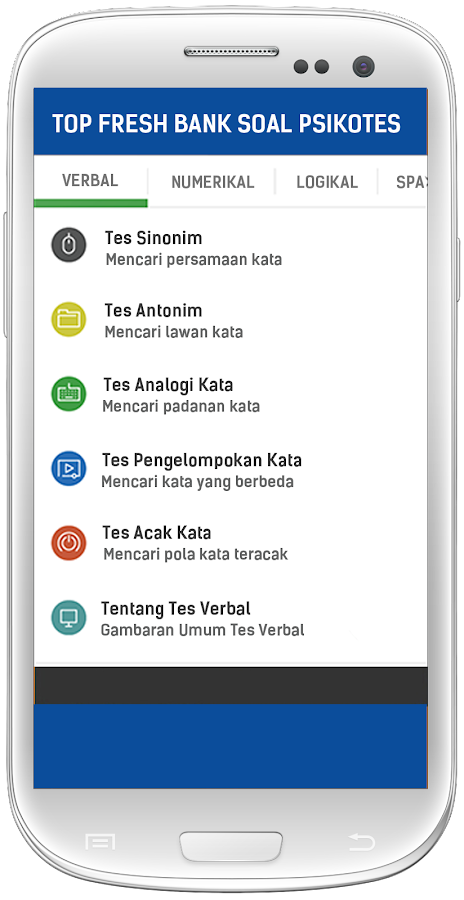 Bank Soal Psikotes Android Apps On Google Play