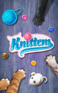 Knittens: Sweet Match 3 Puzzles & Adorable Kittens 5
