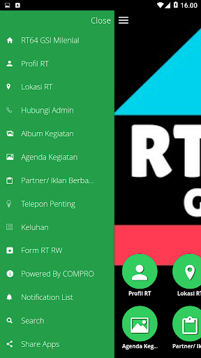 RT 64 GSI MILENIAL screenshot 2