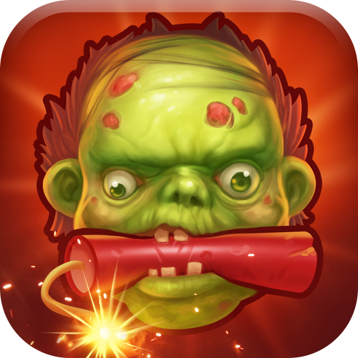 Zombie Blast : Puzzle ゾンビマッシャー 休閒 App LOGO-APP開箱王