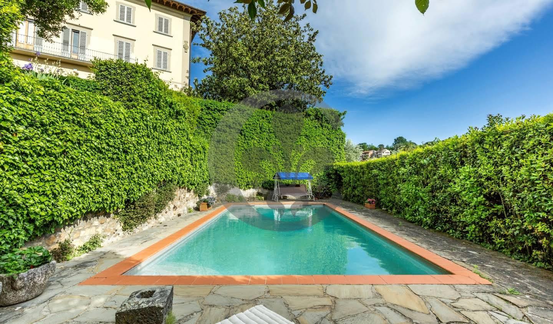 Villa avec piscine et jardin Bagno a Ripoli