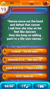 Hádej Rap Písně Kvíz - náhled