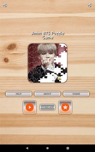 Jimin BTS Game Puzzle And Wallpapers HD 1.3 screenshots 9
