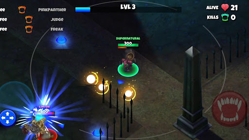 Supernatural - Battle Royale Action 1.27 screenshots 8