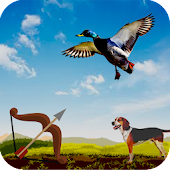 Archery hunter   - bird duck and deer hunting