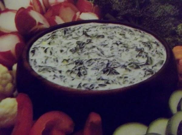 Florentine Dip Recipe