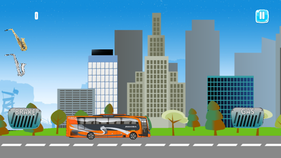 PO Bus Shantika Simulator - náhled