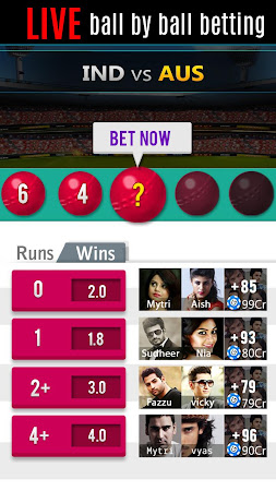 Ultimate Bet - Cricket 2.9.7 screenshot 1032577