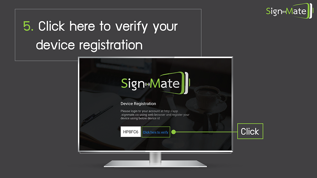 SignMate - Digital Signage- screenshot