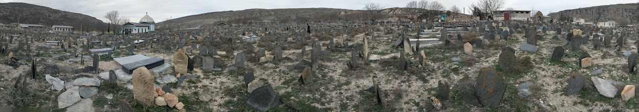 Photo: Sepid Chah Cemetery