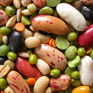 Red Kidney Beans.