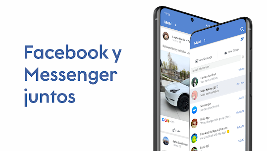Maki Plus: Facebook y Messenger 1