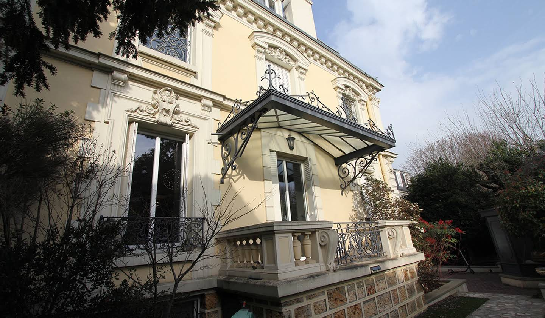 Propriété avec piscine et jardin Bourg-la-Reine