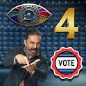 BB Tamil Episodes, Vote - Season 4 icon
