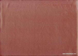 Photo: 09 Bangalore - Color 32 Plain (back)   100% Silk Satin Plain