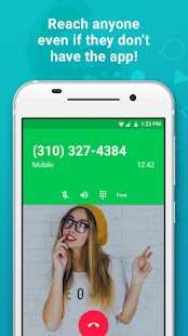 Nextplus Free SMS Text + Calls- screenshot thumbnail