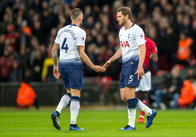 Jan Vertonghen verkiest AS Roma boven Internazionale FC, SSC Napoli en Real Betis