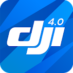 DJI GO 4--For drones since P4 4.3.4