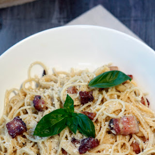 Authentic Italian Pasta Carbonara
