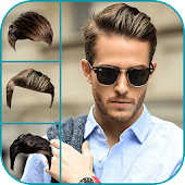 Man Hairstyle Photo Editor