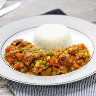 Lentil & Chorizo Stew