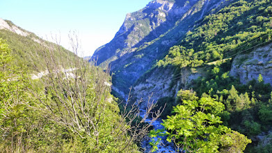 Photo: Ubaye-szurdok /Canyon Ubaye/ https://www.youtube.com/watch?v=cXrkTpBA9vg