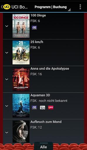 UCI KINOWELT Filme & Tickets 2.40 screenshots 3