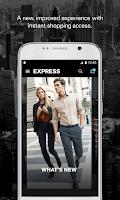 Screenshot of EXPRESS