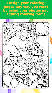 Coloring Page Maker
