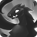 A Dark Dragon Icon