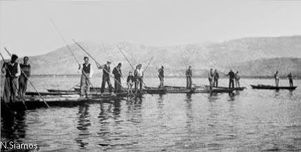 Photo: Λιμνοθάλασσα Μεσολόγγι