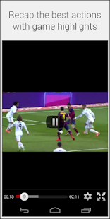 La Liga TV – Official Football - screenshot thumbnail