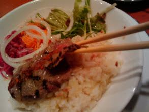 Photo: Carne de Kobe en Beko