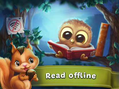 Fairy Tales ~ Children\'s Books, Stories and Games - Android Apps ...
