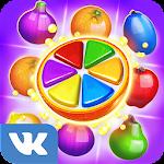 Fruit Land match 3 for VK 1.63.0 (Mod Money)