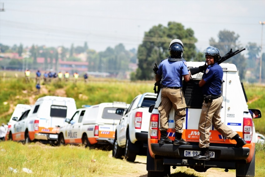 joburg takes fight to street criminals with udercover