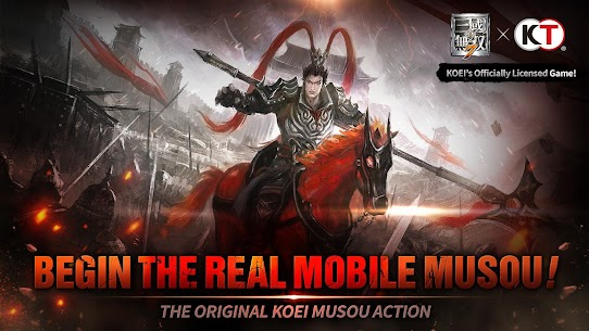 Dynasty Warriors: Unleashed Mod 1.0.31.3 Apk [High Attack] 1