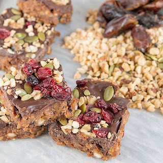 Peanut Butter Date Bars Recipes