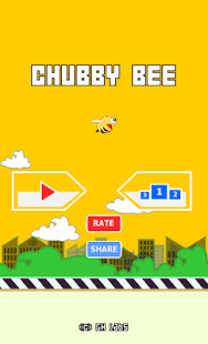 Chubby Bee- screenshot thumbnail