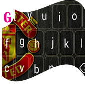 Keyboard For: The Reds Devils
