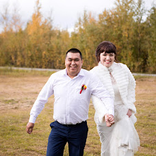 Wedding photographer Olesya Khaydarshina (OlesyaNY). Photo of 05.10.2017