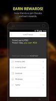 Screenshot of Ola cabs - Book taxi in India